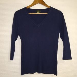 Eddie Bauer 3/4 sweater
